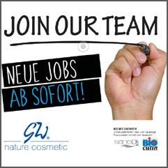 Wir suchen Marketingassistenten (m/w) - GW Nature Kosmetik GmbH