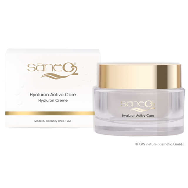 SaneO2 Hyaluron Active Care