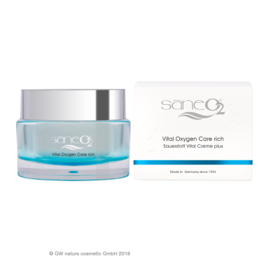 Saneo Vital Oxygen Care rich 50 ml