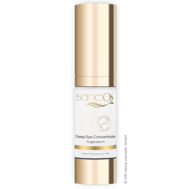 SaneO2 Deep Eye Concentrate 15 ml