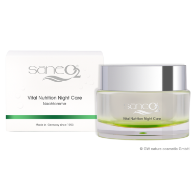 SaneO2 Vital Nutrition Night Care 50 ml