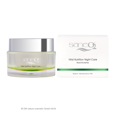 Saneo Vital Nutrition Night Care 50 ml